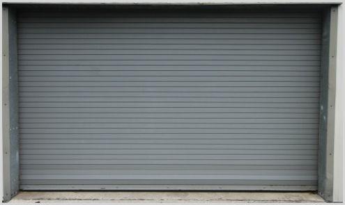 cierres metálico  cala del moral puerta de garaje