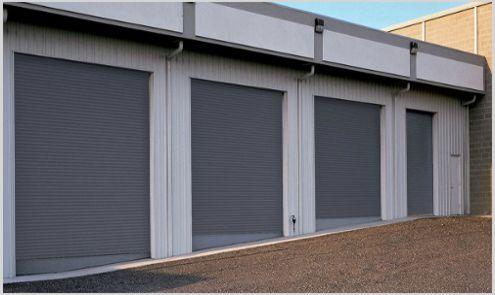 cierres metálicos en garajes
