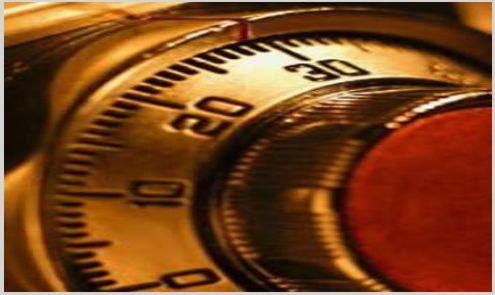 dial de caja fuerte