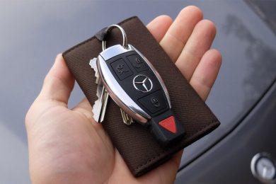 car key calahonda
